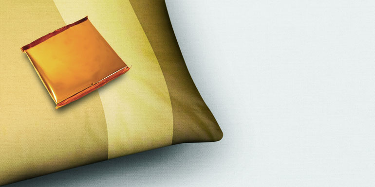 pillow chocolate troubling cruise trend