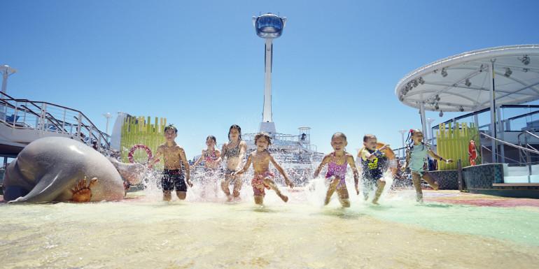 royal caribbean kids fun pool family quantum of the seas