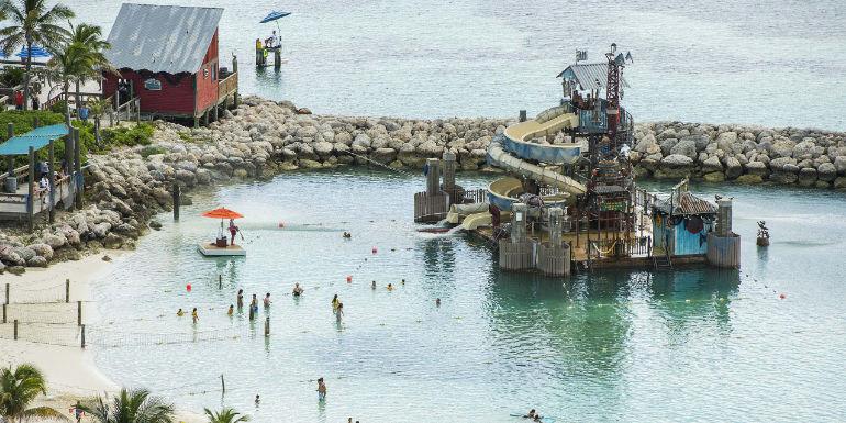 disney cruise castaway cay water park