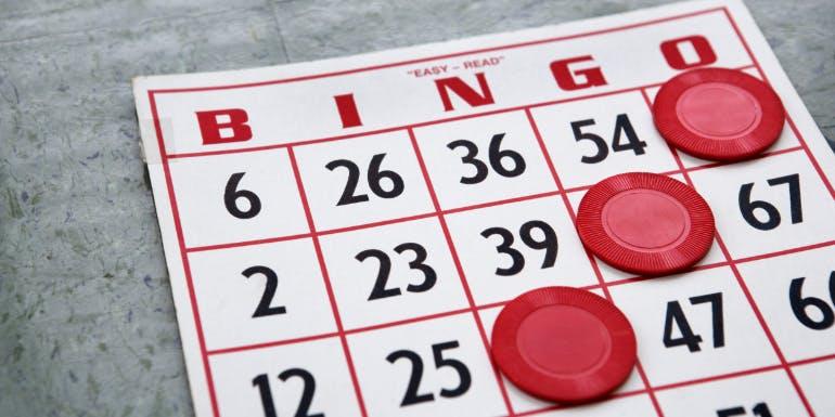 cruise bingo game waste of time