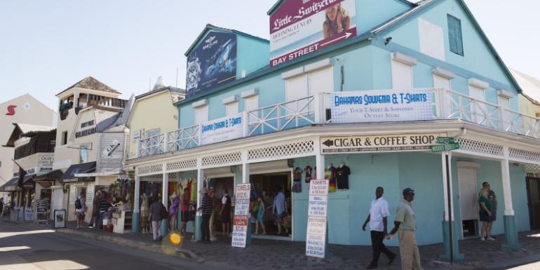 royal caribbean nassau bahamas port shopping