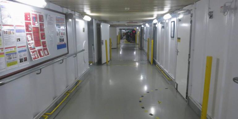 cruise ship artery i-95 crew existed