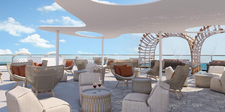 celebrity flora galapagos expedition cruise ship terrace