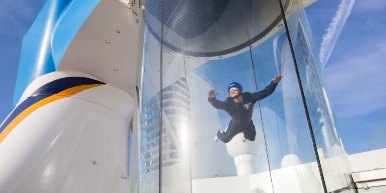 skydiving simulator ripcord ifly royal caribbean quantum