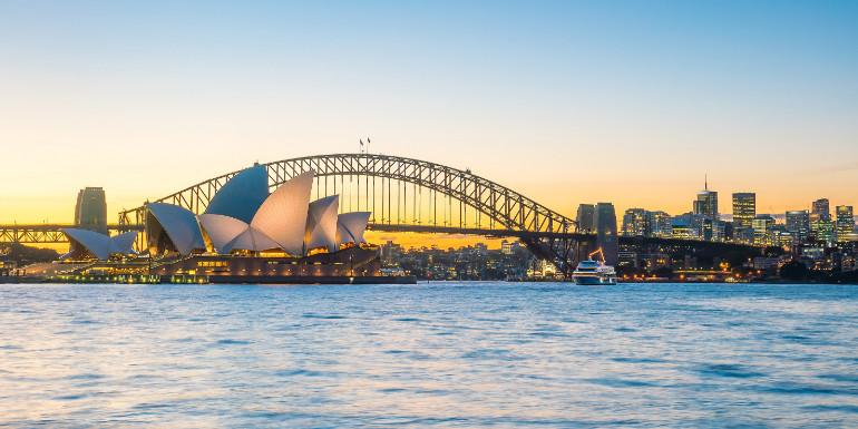 sydney australia best cruise month seabourn