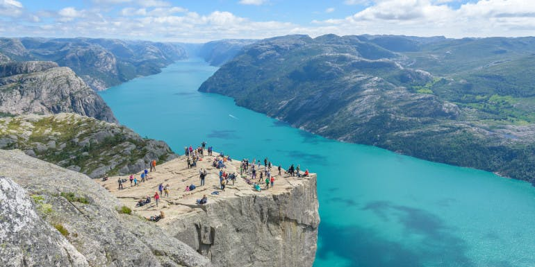 scandinavia norway holland america best cruise month