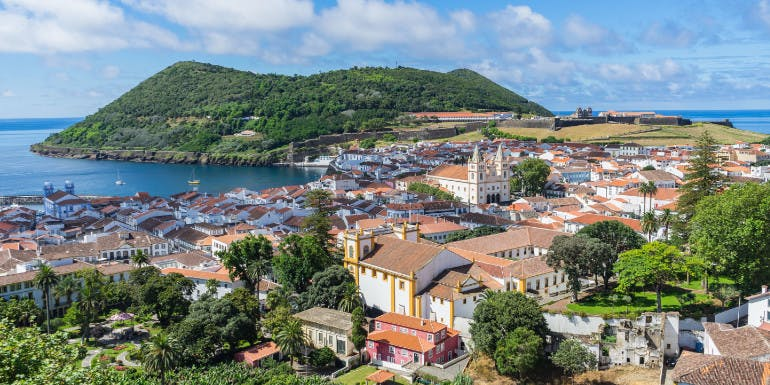 azores islands portugal transatlantic cruise month