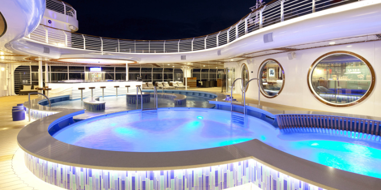 disney dream fantasy quiet cove pool adults