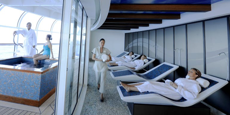 disney cruise senses spa salon adults only