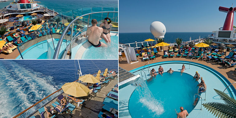 carnival adults only serenity cruise ship