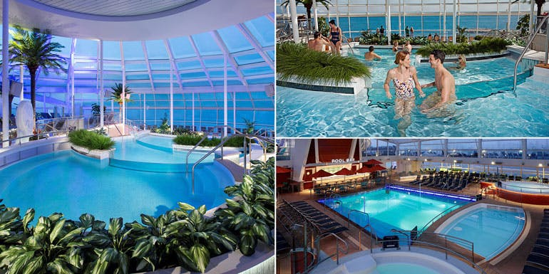royal caribbean solarium cruise adult only