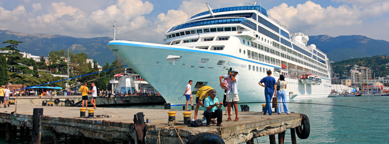 What can you use your personal cruise ID card for onboard?