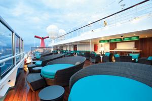 carnival serenity deck cruise ship hideaways
