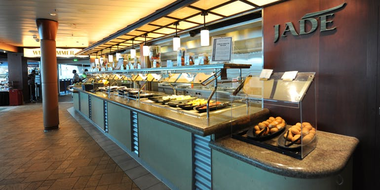 windjammer jade norwegian buffet