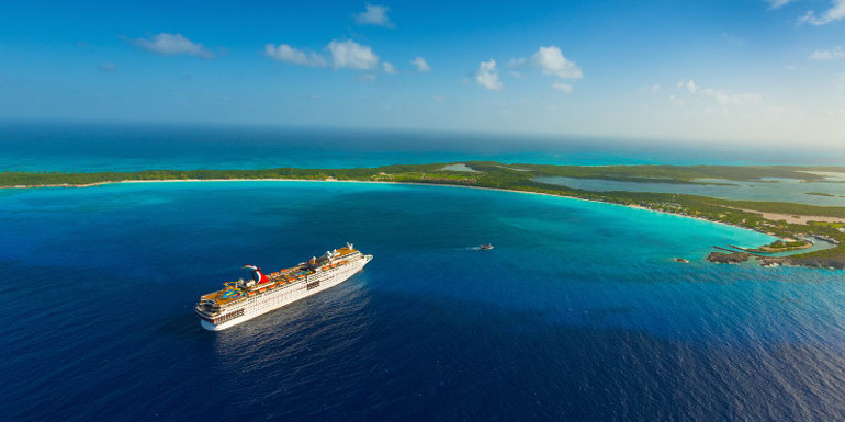 private island cococay canceled bad weather
