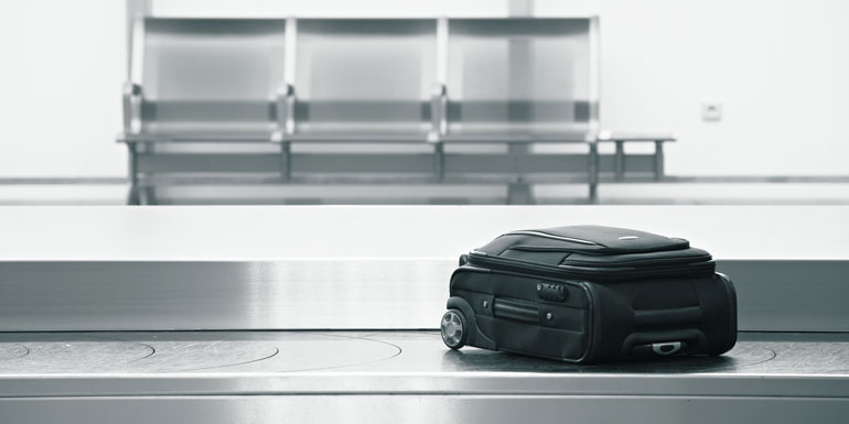 lost luggage travel insurance