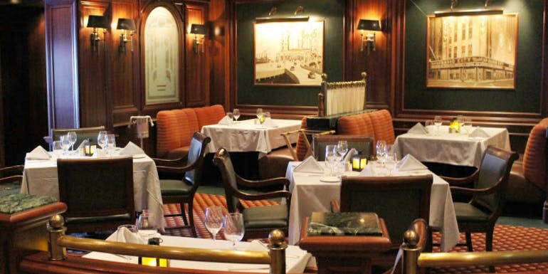 princess cruises crown grill steakhouse dining