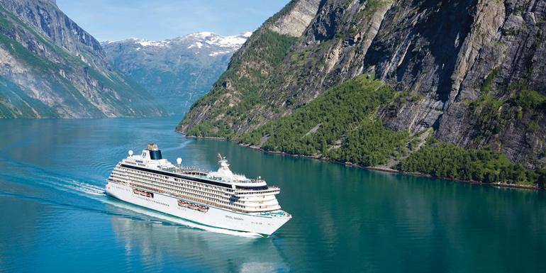 baltic northern europe cruise sailing itinerary