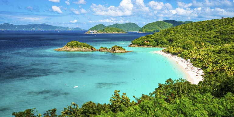 eastern caribbean best itinerary route