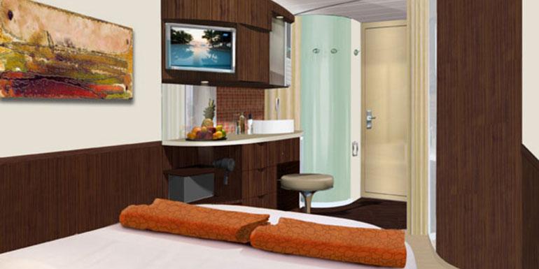 norwegian epic split bathrooms