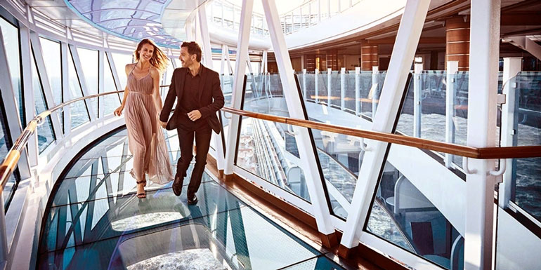 seawalk princess and MSC
