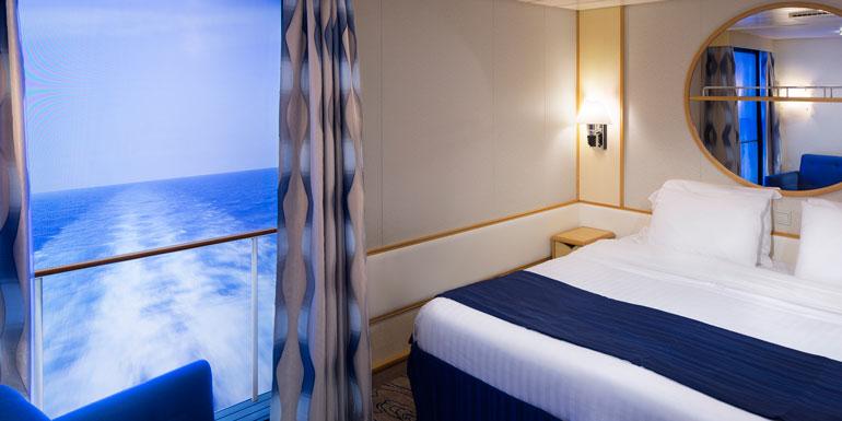 virtual balcony royal caribbean