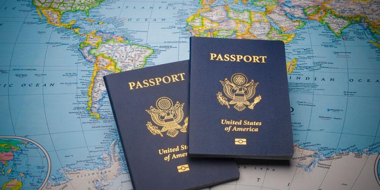 cruise passport