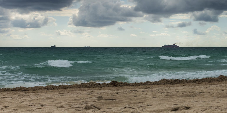 missed cruise port refund