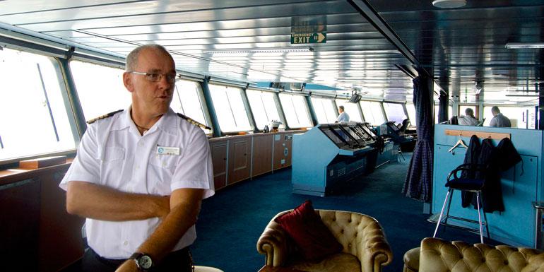 captain bad weather storm