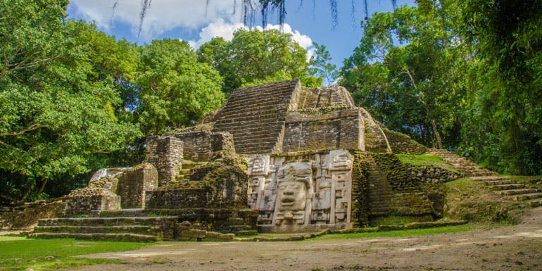 lamanai ruins belize city caribbean excursions