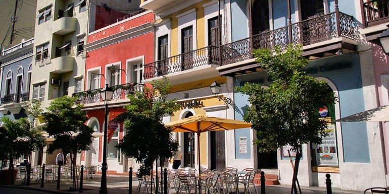 old san juan tour restaurant