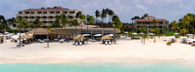 """Where is the Caribbean's current """"Green Hotelier of the Year"""" located?"""