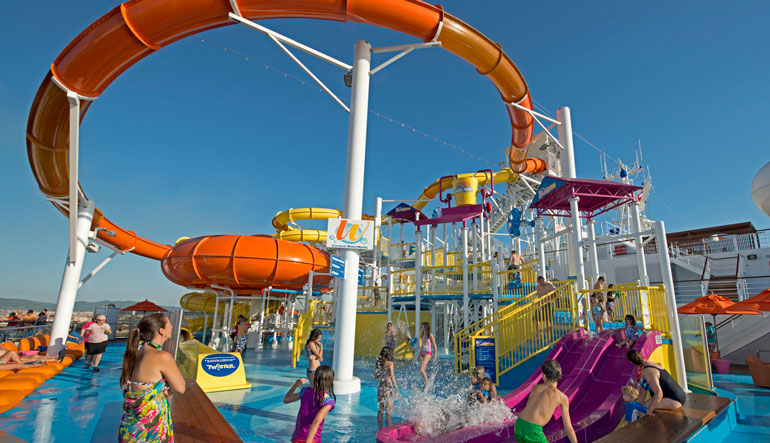 waterworks carnival breeze cheap cruise lines