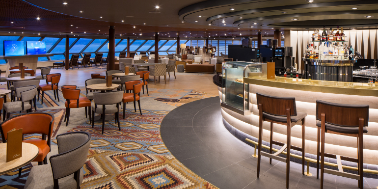 holland america explorations cafe coffee