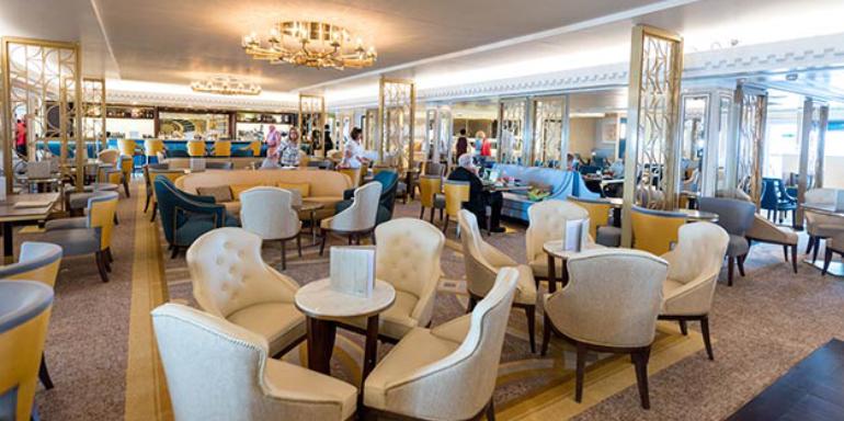 cafe carinthia coffee shop cunard queen elizabeth
