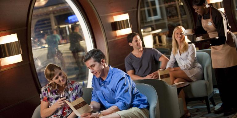 disney dream cove cafe coffee shop