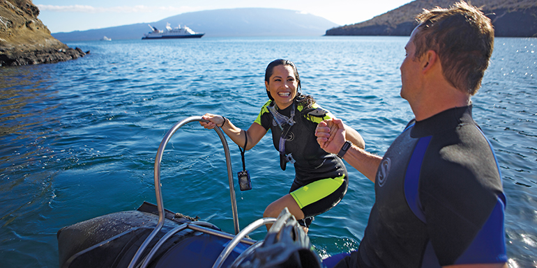 celebrity galapagos cruise concierge excursion