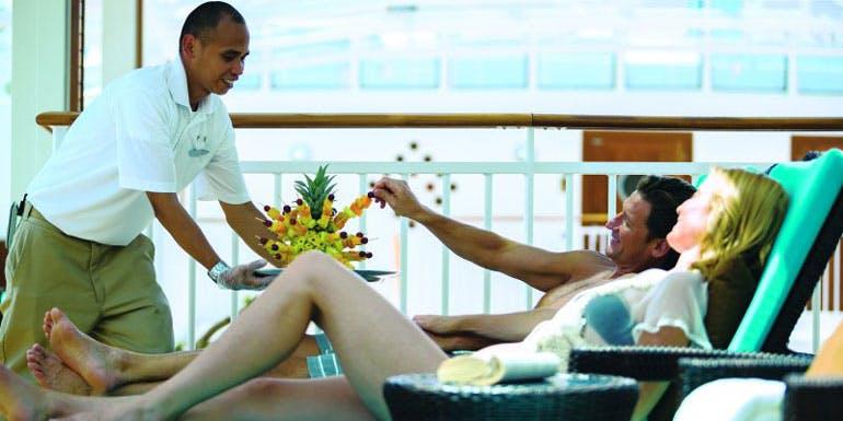breakaway haven cruise ship service