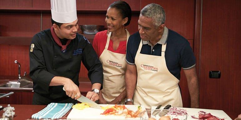 holland america line culinary arts center