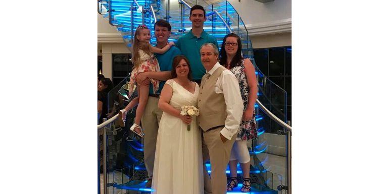 vow renewal bermuda cruise