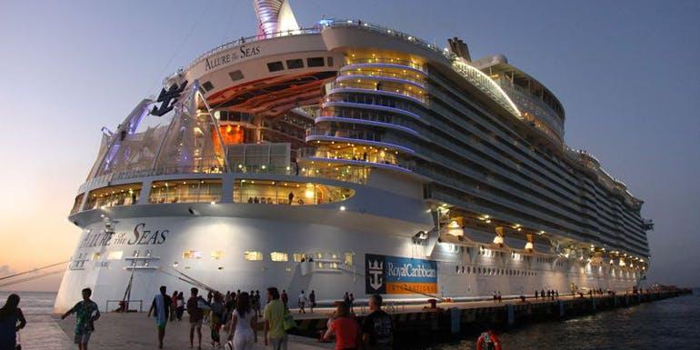 allure cruise myths large ship