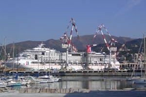 cruise ship construction