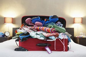 suitcase pack light cruise resolutions