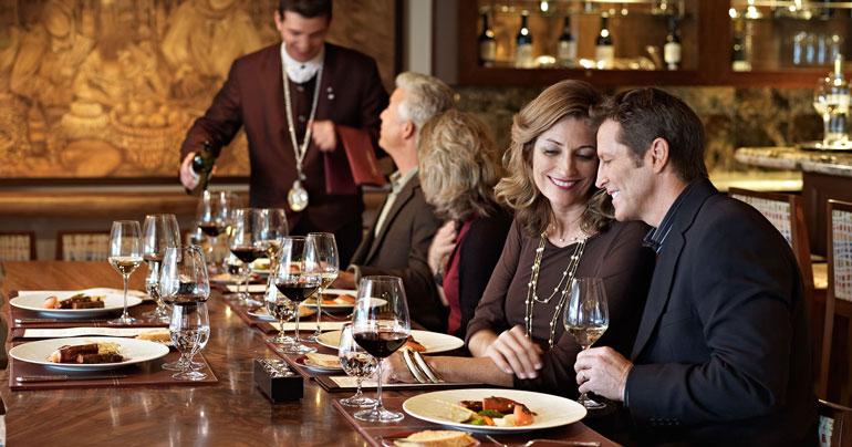 oceania cruises la reserve wine bar