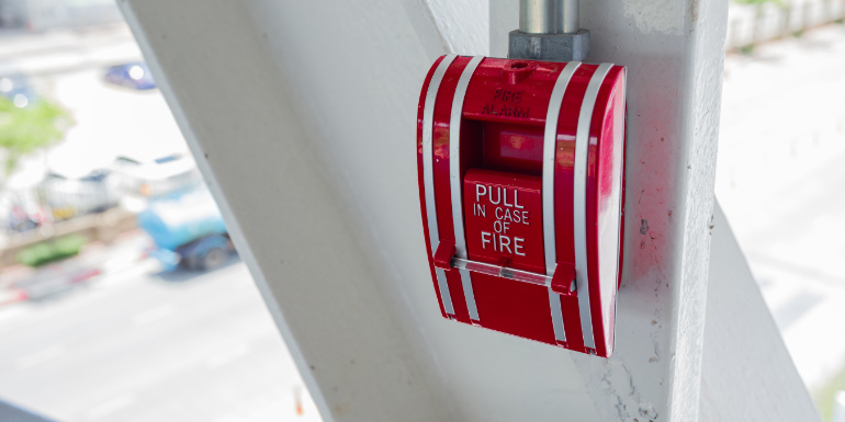 cruise ship construction fire zones safety