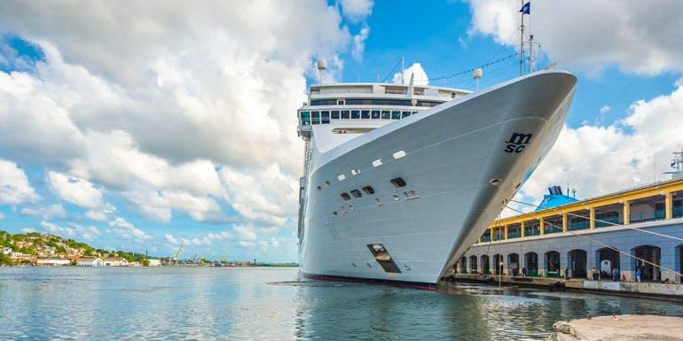 cuba cruise havana msc opera