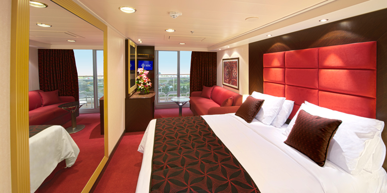 cabin upgrade cruise deal special offer