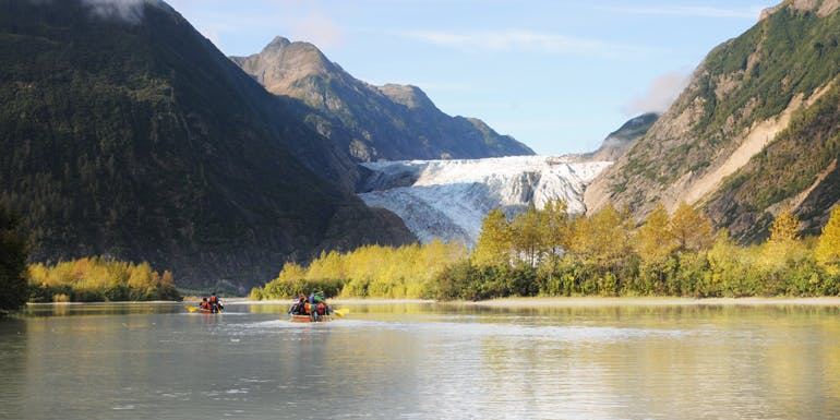 glacier tour skagway alaska carnival