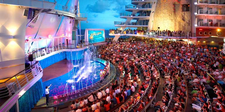 activities for first cruise
