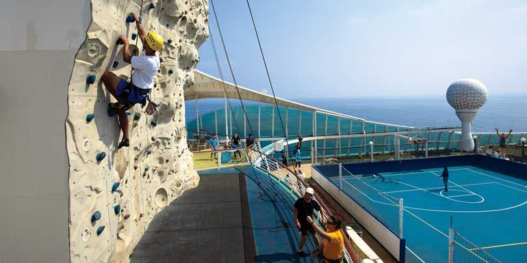 first time cruise tips for activities